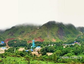 中国铜业在澜沧老厂发现斑岩型铜银矿化